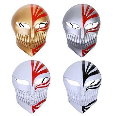 Pop Bleach Kurosaki Ichigo Bankai Anime Figure Hollow Mask Unisex Cosplay Prop