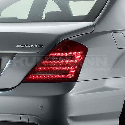 Original Mercedes-Benz S-Klasse W221 LED Heckleuchten Rückleuchten Facelift AMG
