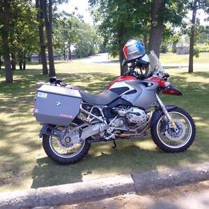 2006 BMW R1200GS for sale, awesome bike