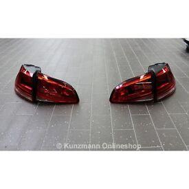 Golf mk7 rear lights
