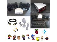 Retro games console powered by Raspberry Pi, 26,000 games + Plug and Play.