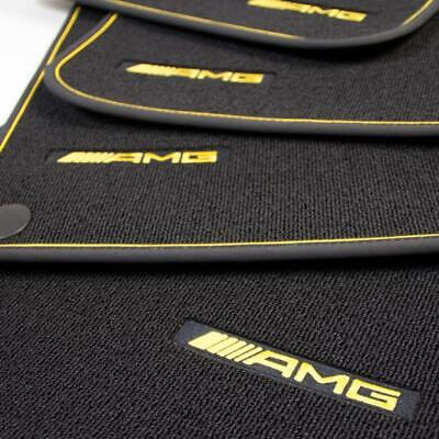 Mercedes Benz original caucho Alfombrillas W470 X del código LHD clase Y16 negro nuevo