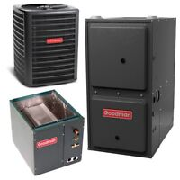 FREE Furnace & Air Conditioner★Attic Insulation ★ Lowest Price