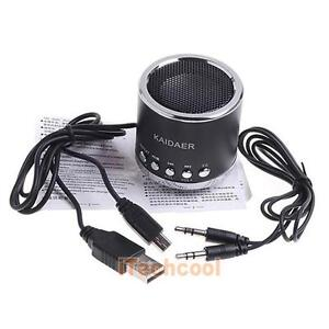 Mini Portable Speaker Audio Amplifier for Laptop MP3 MP4 DVD Player Mobile Phone