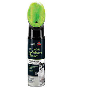 Bissell carpet and upholstery cleaner with fabric safe brush