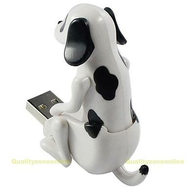 1pc Funny Cute USB Powered Humping Spot Dog Toy Pet Christmas Valentines Gift