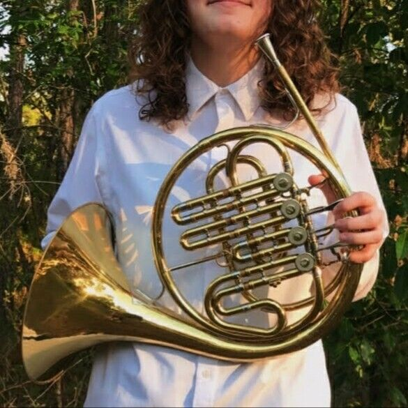 King 1158 French Horn