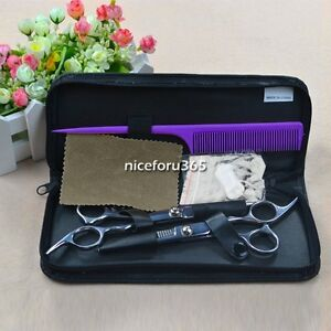 Salon Barber Hair Professional Stainless Hairdressing Thinning Scissors Set﹠Kit