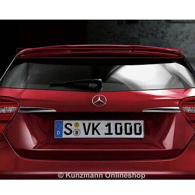 Original Mercedes-Benz Sport Dachspoiler Spoiler A-Klasse W176 roof spoiler