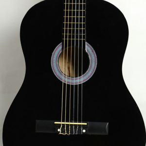 Brand new Professional Acoustic Classic Guitar Black for sale