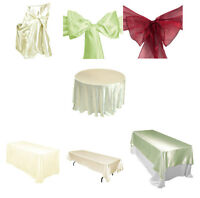 Wedding Linens for SALE