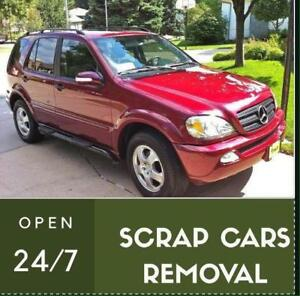 We Buy Pontiac Vibe - Toyota Corolla - Camry - Matrix -  Honda Odyssey- Top Cash For Scrap Cars