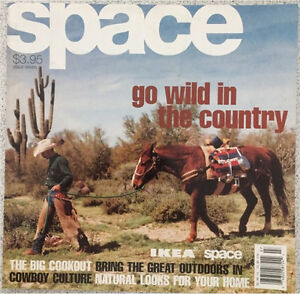 "Rare IKEA ""Space"" magazines Windsor Region Ontario image 4"
