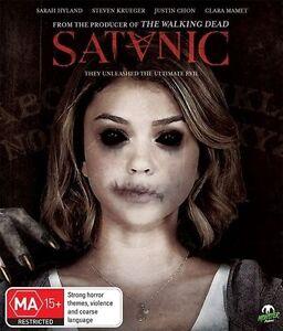 Satanic (Blu-ray, 2016) (Region B) Aussie Release