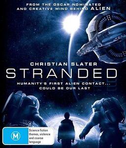 Stranded (Blu-ray, 2013) New & Sealed