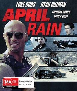 April Rain (Blu-ray, 2014) Brand New, Genuine & Sealed  - Free Postage Aust (D38