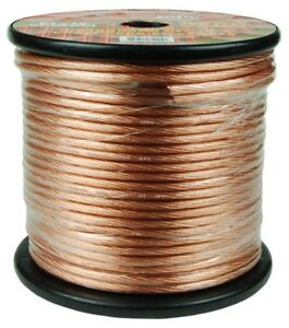 10AWG ,12 AWG, 14AWG, 16AWG ,18 AWG, 20 AWG  SPEAKER WIRE/CABLE