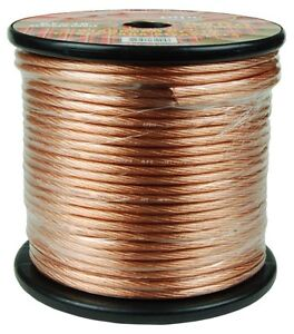 PYLE 12 AWG, 14 AWG.16 AWG. 18 AWG SPEAKER WIRE 50 FT, 100 FT, 2