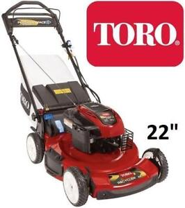 "NEW TORO RECYCLER GAS LAWNMOWER 22"" 20334 190514353 PERSONAL PACE VARIABLE SPEED LAWN MOWER SELF PROPELLED"