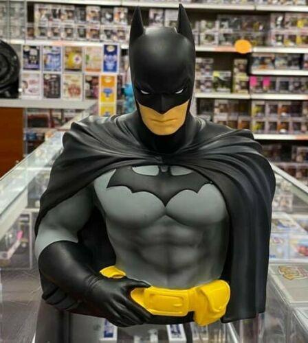 Batman Busted Bank Molded Coin Piggy Saving Bank