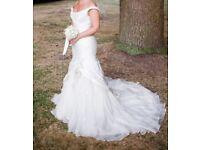 Wedding dress - Ian Stuart Size 12/14