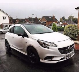 Vauxhall Corsa Limited Ed. 1.4L Petrol, Mint Condition, Low Mileage, 1 Sensible Owner