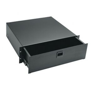 Middle Atlantic heavy duty 3 Space Rack drawer