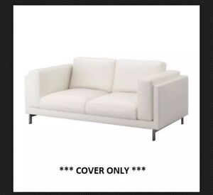 IKEA Nockeby two-seat sofa (LOVESEAT) cover!