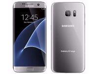 WANTED Samsung Galaxy S7 Edge Silver Unlocked. WANTED