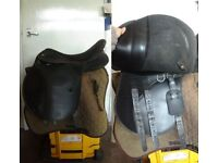 Thorowgood T4 changable gullet saddle, used for sale  Drybrook, Gloucestershire
