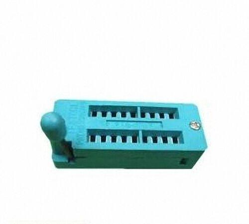 5pcs 18pin 18 Pin 2.54mm IC Test Universal ZIF Socket