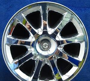 "Need one 18"" chrome rim for 2007 Chrysler 300"