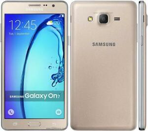 Special Samsung galaxy  On7 unlock seulement a 199$