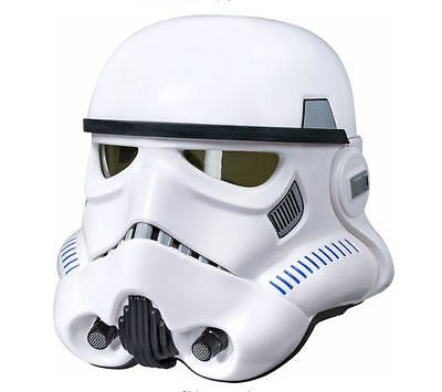 Hasbro Star Wars Black Series Stormtrooper Helmet Electronic Voice Changer - UD