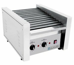 Eurodib 20 Unit Hot Dog Roller