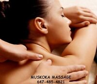 Muskoka Relaxation Massage