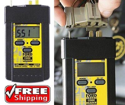 Ford Digital Obd1 Code Reader Scanner Innova Electronics Ford Scan Tool Mechanic