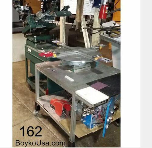 Can Wraps Custom Screen Printing Machine