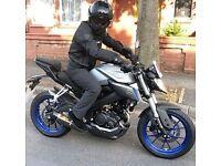 2015 Yamaha MT 125