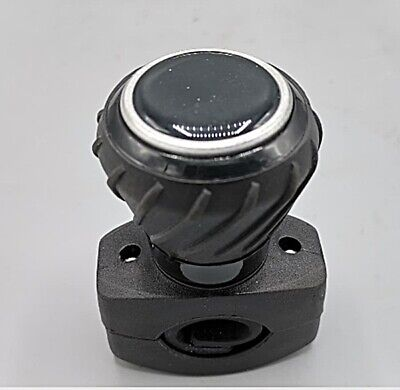 Kubota - Yanmar Tractor Steering Wheel With Rubber Coated Durluxe Wheel Spinner