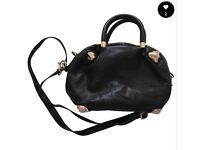 Viktor & Rolf designer women's leather handbag