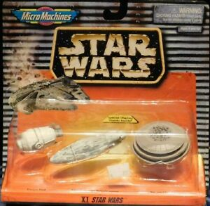 Star Wars Micro Machines XI - New In Package