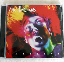 CD 1990 - Alice In Chains - Facelift JG1 Rooty Hill Blacktown Area Preview