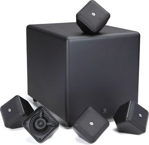 Boston Acoustics SoundWare XS 5.1 Speakers & Sub