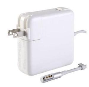 """For Apple - 14.5V - 3.1A - 45W - Magsafe 1 """"L"""" Shape Connector Replacement Laptop AC Power Adapter"""