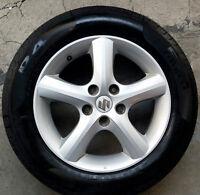 4 mags 16'' + pneus / tires (205-60-16), Bolt Pattern: 5x114.3 m