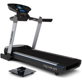 LOOK!! Make an offer last one!! Floor model Yowza Boca treadmill