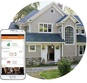 Camera Security Alarm Systems Sales Home Automation Installs