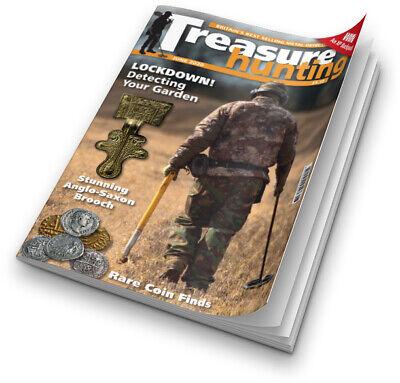 Treasure Hunting Magazine June 2020 **UK P&P FREE**