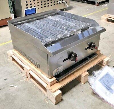 New 24 Radiant Broiler Model Cd-rb24 Char Grill Commercial Restaurant Nsf